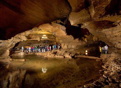 Grottes de Baume les Messieurs
