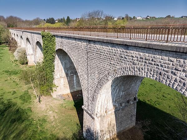 Viaduc de Courlans