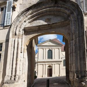 Extérieur de l'églises des Cordeliers