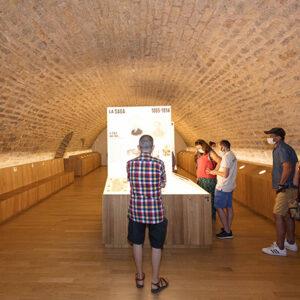 Salle du Musée de la Vache qui rit