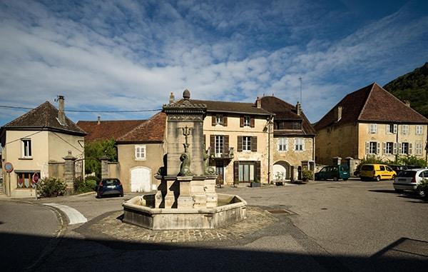Fontaine de Perrigny