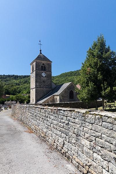Eglise de Revigny