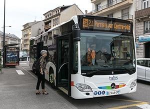 Bus Tallis