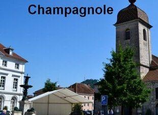 Destination Champagnole