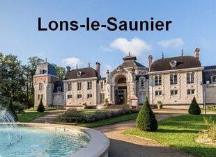 Destination Lons-le-Saunier
