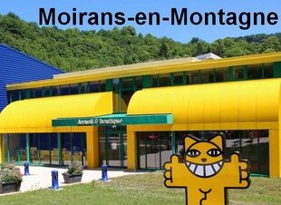 Destination Moirans-en-Montagne