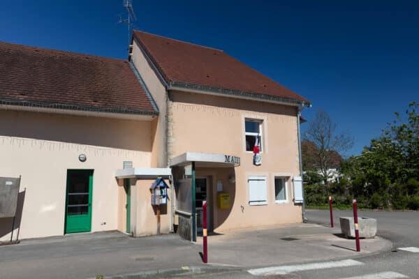 Mairie de Frébuans