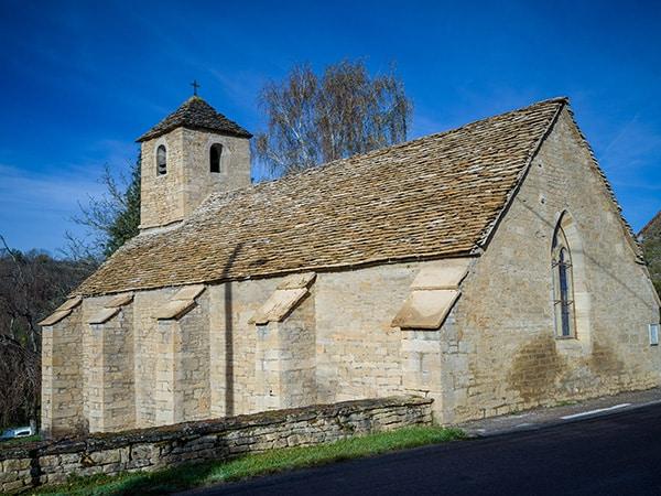 Eglise de Geruge