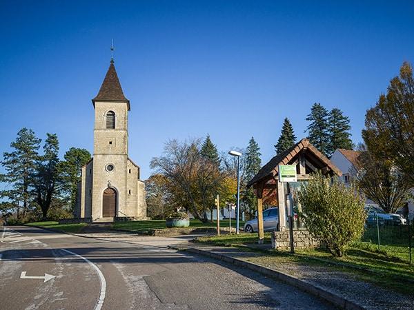Village de Saint-Didier