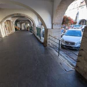 Lons-le-Saunier-Arcades