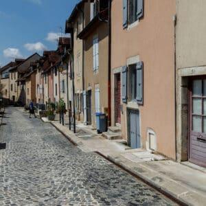 Lons-le-Saunier-Place-de-la-Comédie