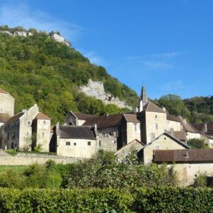Photo n°6 : Abbaye de Baume-les-Messieurs