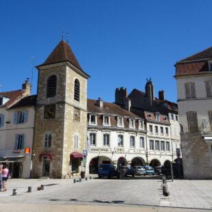 Photo n°2 : Beffroi de Lons-le-Saunier