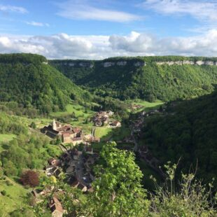 Photo n°5 : Belvédère de Granges-sur-Baume