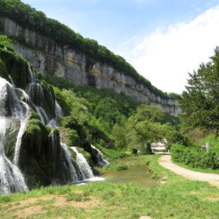 Photo n°7 : Cascade de Baume-les-Messieurs