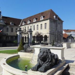 Photo n°1 : Hôtel Dieu à Lons-le-Saunier